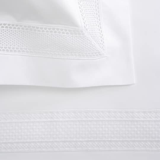 Anichini Martina Percale Duvet Cover