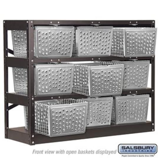 Salsbury Basket Lockers