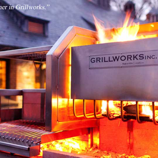Infierno 103 Wood Grill