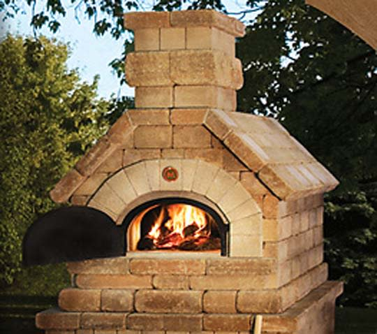 Mario Batali Outdoor Brick Oven