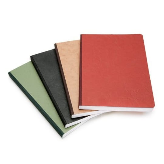 Clairefontaine Large Clothbound Notebooks