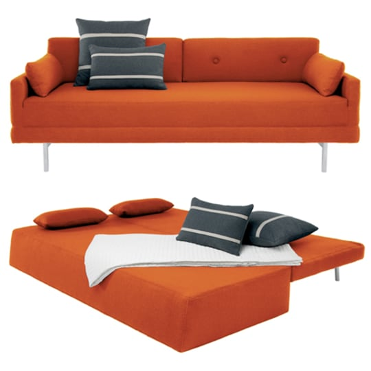 One Night Stand Sleeper Sofa Apartment Therapy