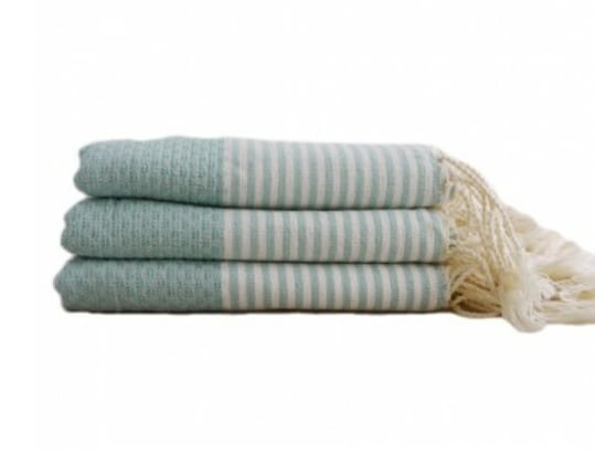 Turkish Hamam Towels from StyleVISA