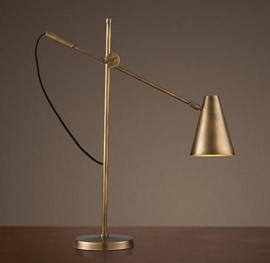 Torpedo Task Lamp