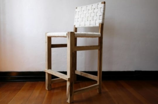 Sal Bar Chair from Lost & Found