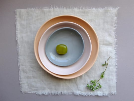Nesting Dishes by Still Dust