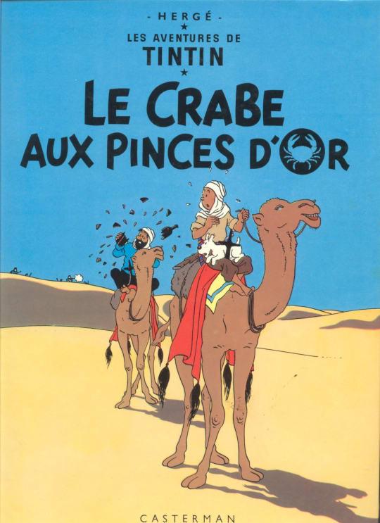 Tintin Cover Art Prints