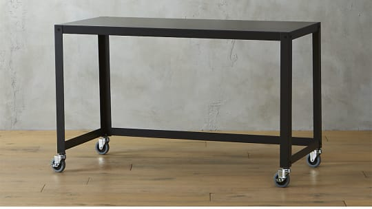 Cart Carbon Rolling Desk