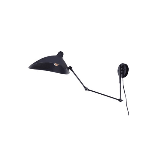 LNC Adustable Wall Sconce, Plug-In at Shop.com