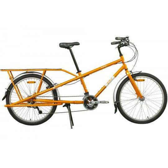 Mundo Cargo Bike 21 Speed by Yuba
