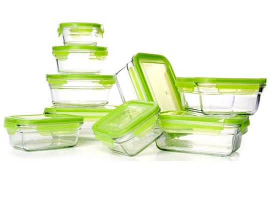 Glasslock Snapware Food Storage Containers