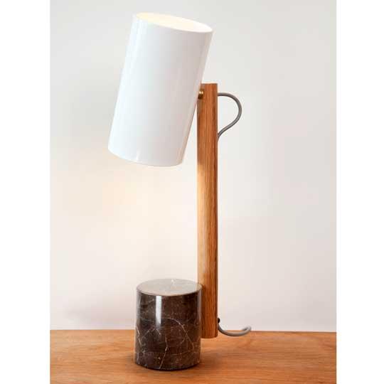 Quart Table Lamp