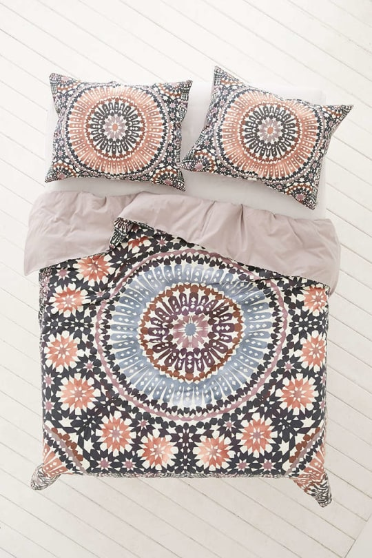 Urban Outfitters Magical Thinking Cotton Duvet Cover