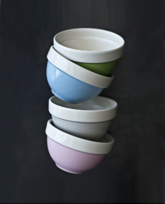 Small Dessert Bowls from Canvas