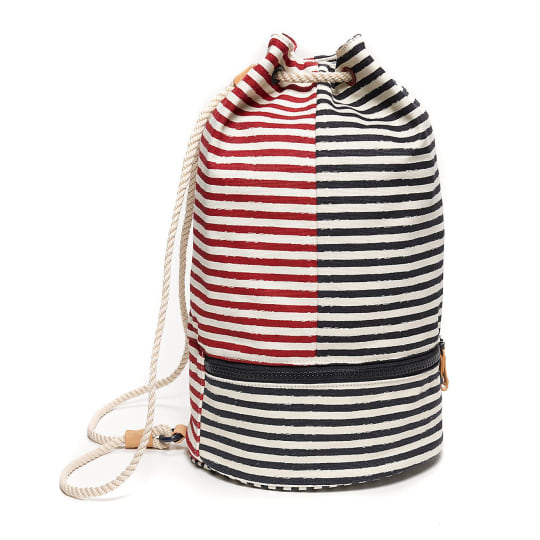 Tommy Hilfiger Rope Handle Beach Duffle