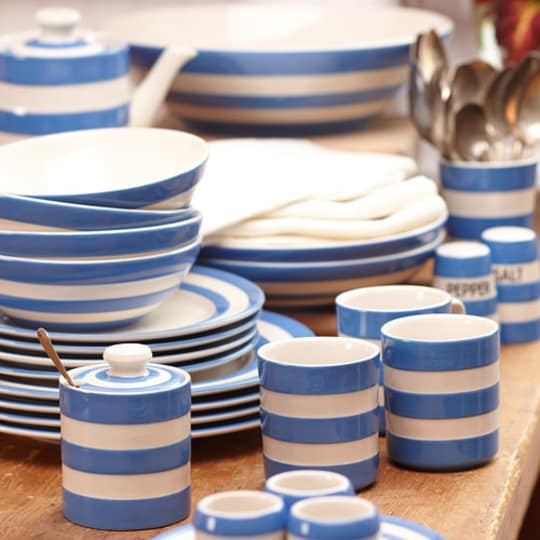 Cornishware Collection