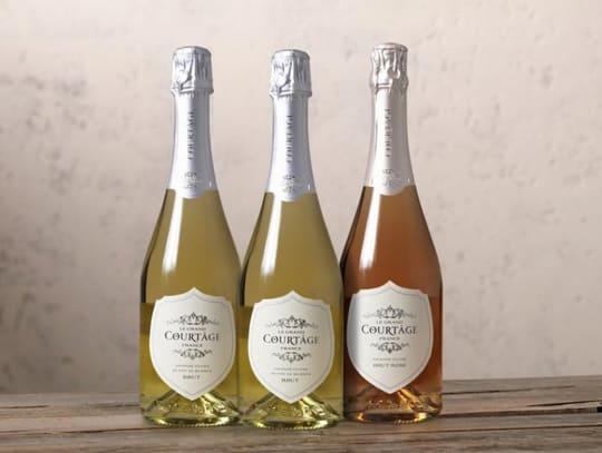 Le Grand Courtage Sparkling Wine