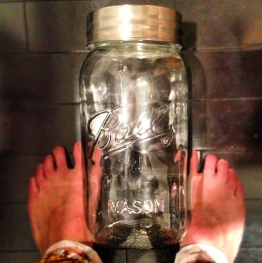 Ball 125th Anniversary Commemorative Jar - 1 Gallon