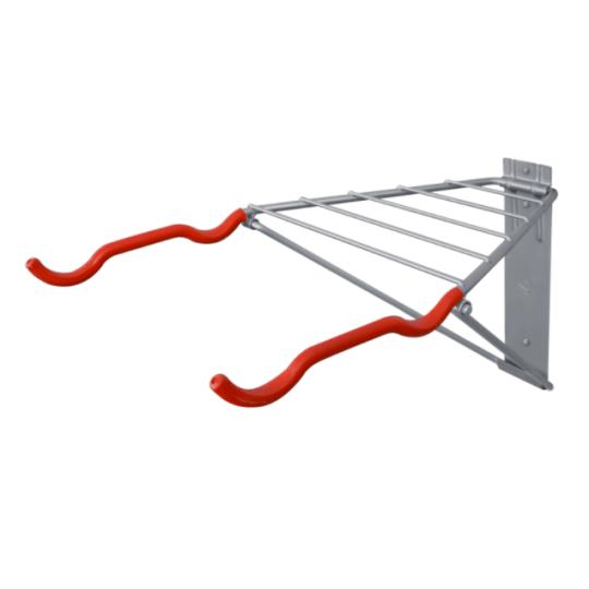 Pablo 2 Bike Rack with Shelf at Overstock