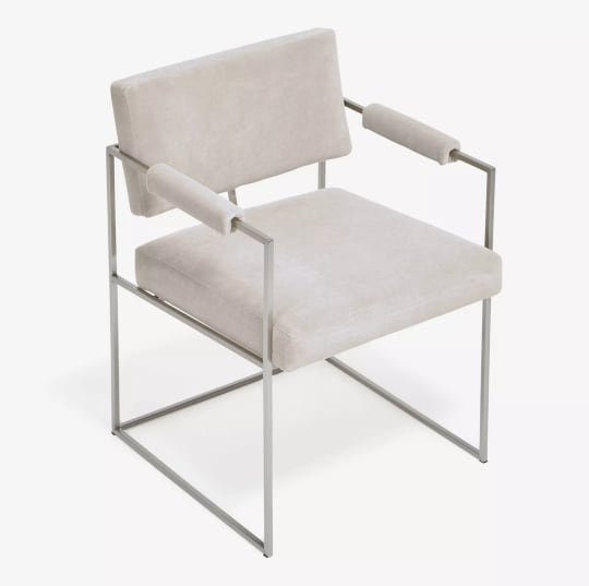 Square Dining Armchair at ABC Carpet & Home