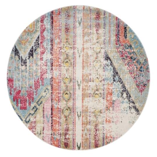 Safavieh Monaco Vintage Bohemian Multicolored Distressed Rug at Overstock