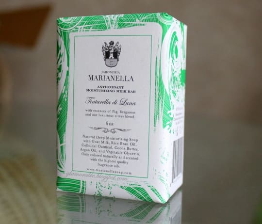 Marianella Face & Body Bar Soap