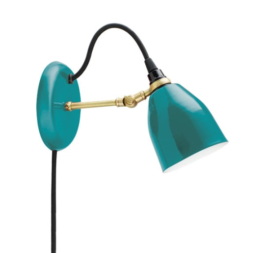 The Lovell Plug-in Wall Sconce