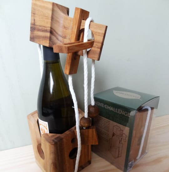 Wine Challenge Puzzler by Danny Seo for HomeGoods