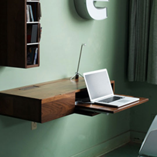 The Ledge Wall Mount Desk