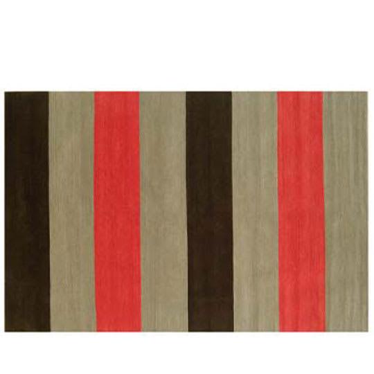 Cotton Tibetan Stripe Carpet