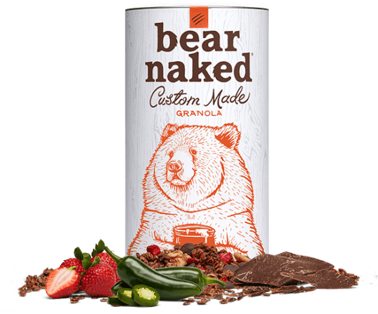 Bear Naked Custom Granola Blends
