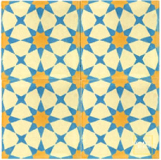 Snowbank Cement Tile