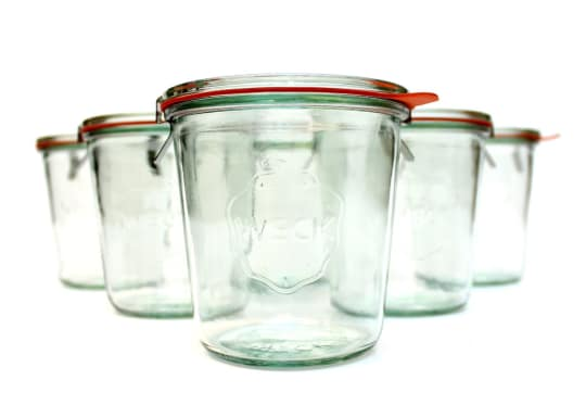 Weck 500mL (1/2L) Canning Jar