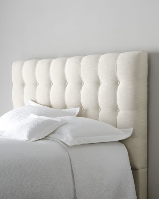 Langford Headboard at Horchow