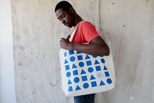 Shapes Tote by More & Co.