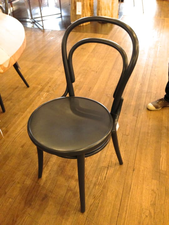 No. 14 Bentwood Side Chair by Michael Thonet