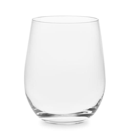 "Riedel ""O"" Chardonnay Wine Tumbler, Set of 2"