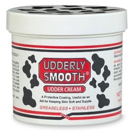Udderly Smooth Udder Cream, Skin Moisturizer