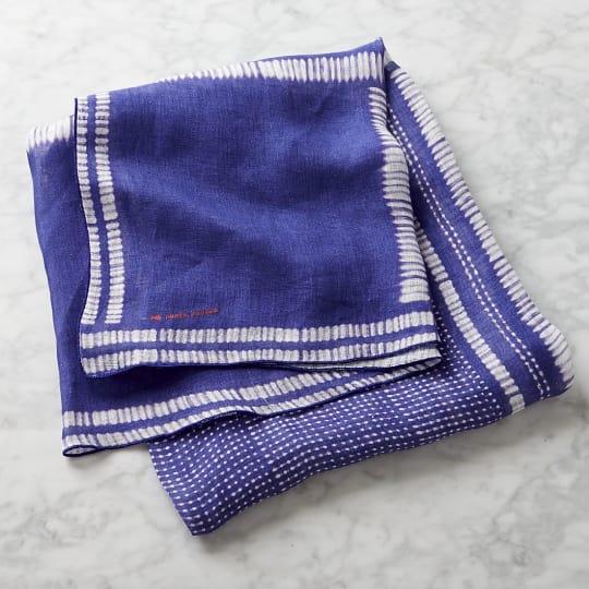 Como Gauze Linen Tablecloth by Paola Navone