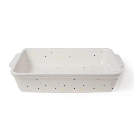 Dotty Baking Dish from Howkapow