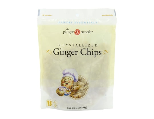 Crystallized Ginger Chips from The Ginger People