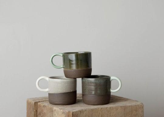 Forest Mug by Helen Levi