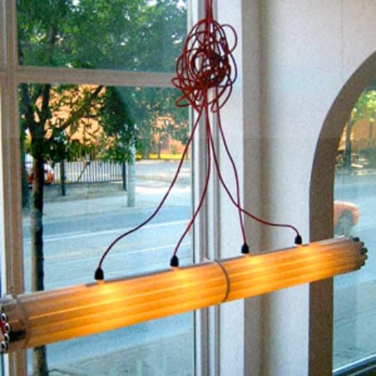 Castor Recycled Tube Light