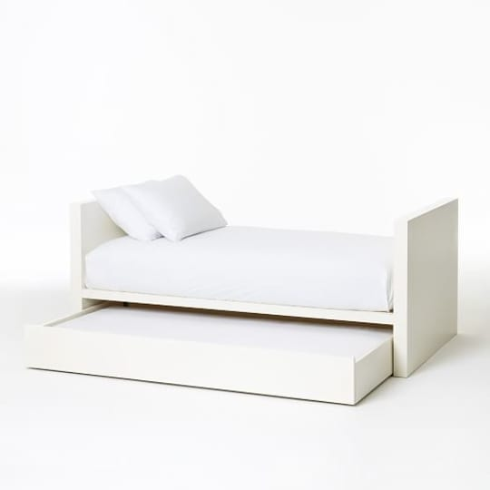 Parsons Daybed in White