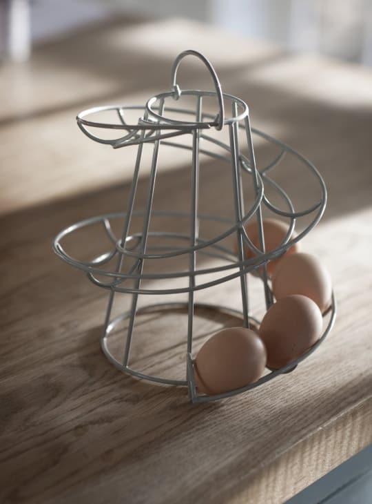 Helter Skelter Egg Basket