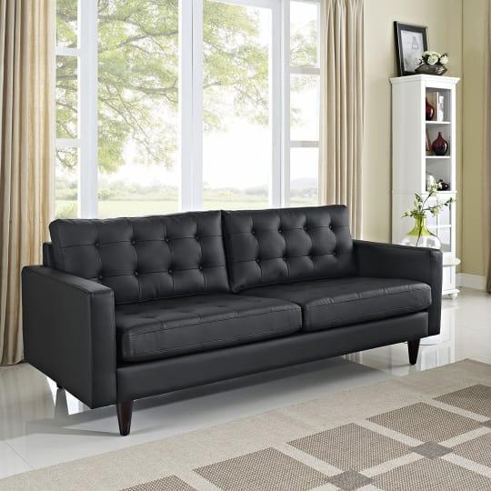 Empress Leather Sofa