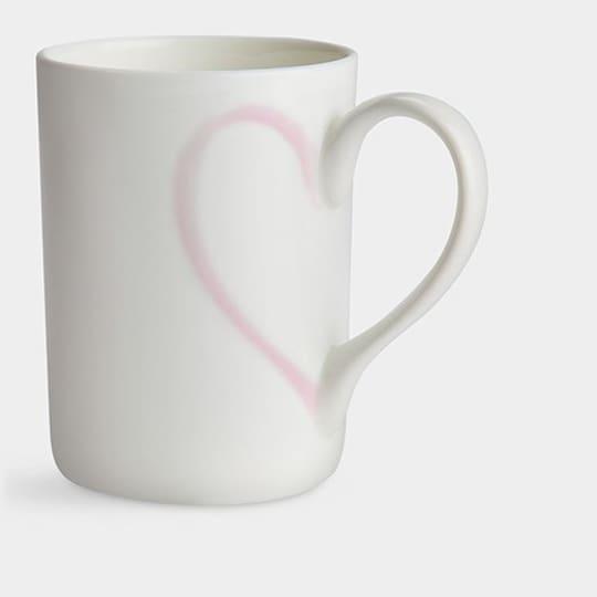 Reiko Kaneko Heart Mug