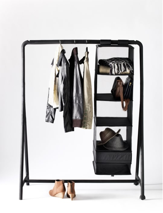 TURBO Clothes Rack