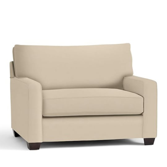 Buchanan Square Arm Upholstered Twin Sleeper Sofa