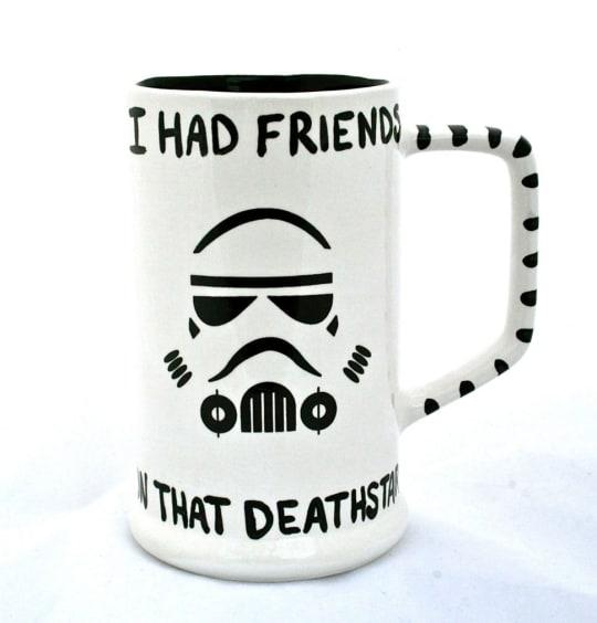 Storm Trooper Beer Stein